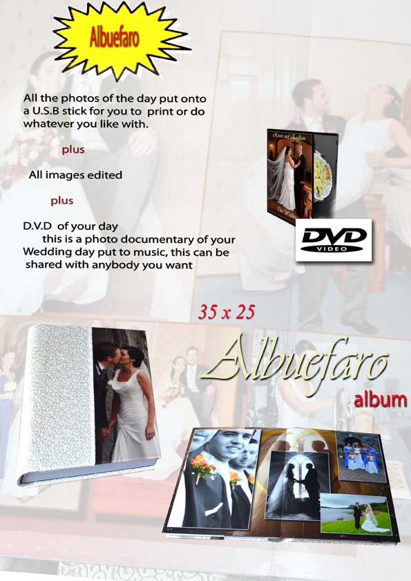 albuefaro-wedding-album