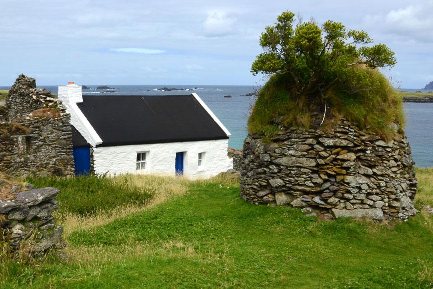 Blasket Beehive hut